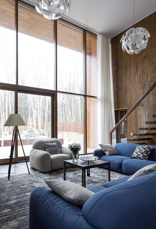 House in Moscow-M2 Architectural Group-04-1 Kindesign