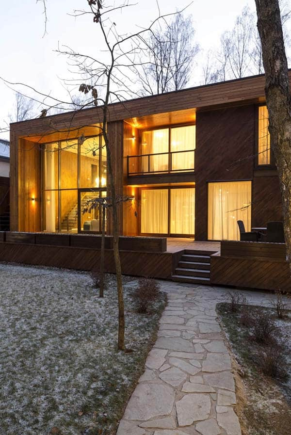 House in Moscow-M2 Architectural Group-13-1 Kindesign