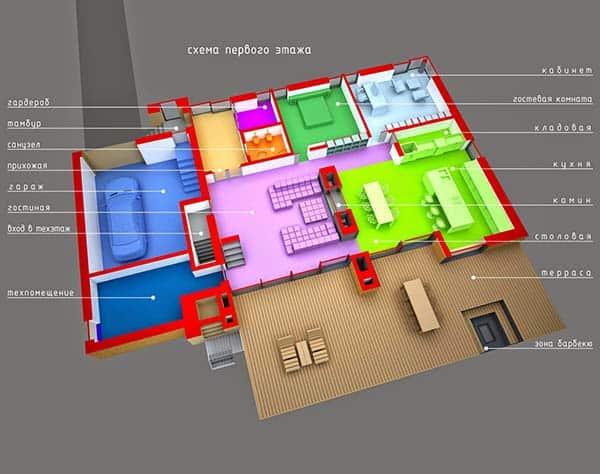House in Moscow-M2 ArcHouse in Moscow-M2 Architectural Group-16-1 Kindesign