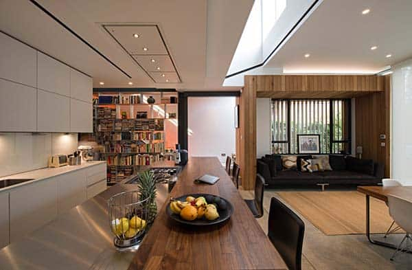 featured posts image for Distinctive home design for book lovers in London