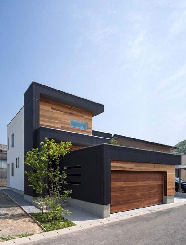 featured posts image for Mesmerizing M4-House in Japan by Architect Show