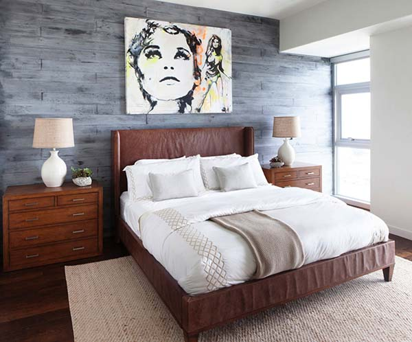 Masculine Bedroom Design Ideas 03 1 Kindesign