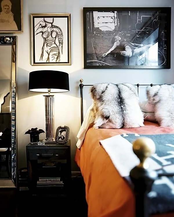 Masculine Bedroom Design Ideas-12-1 Kindesign