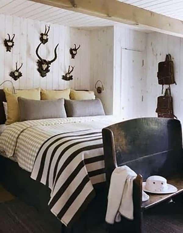 Masculine Bedroom Design Ideas-14-1 Kindesign