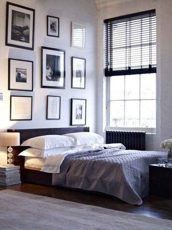Masculine Bedroom Design Ideas-16-1 Kindesign