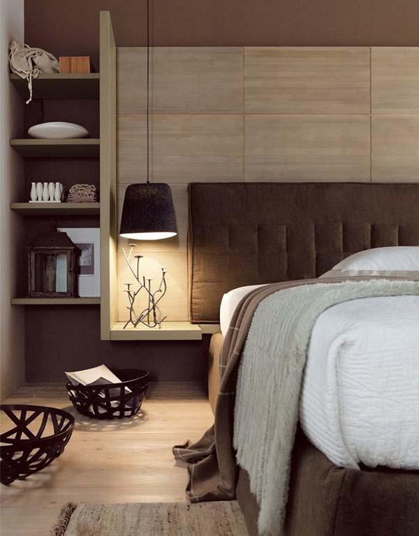Masculine Bedroom Design Ideas-18-1 Kindesign