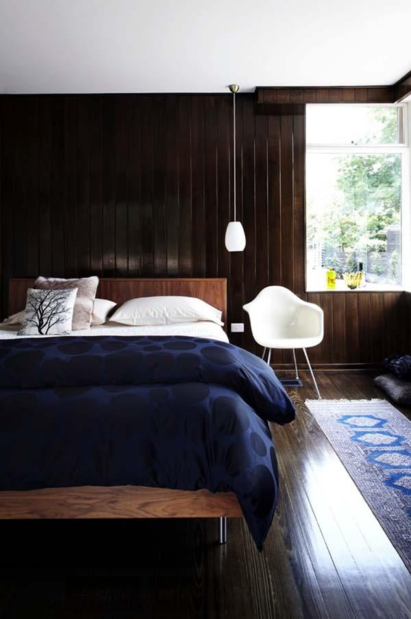 Masculine Bedroom Design Ideas-19-1 Kindesign