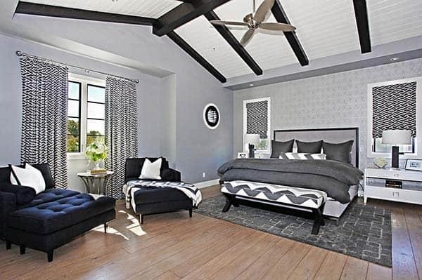 Masculine Bedroom Design Ideas-22-1 Kindesign