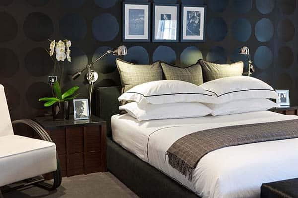 Masculine Bedroom Design Ideas-24-1 Kindesign