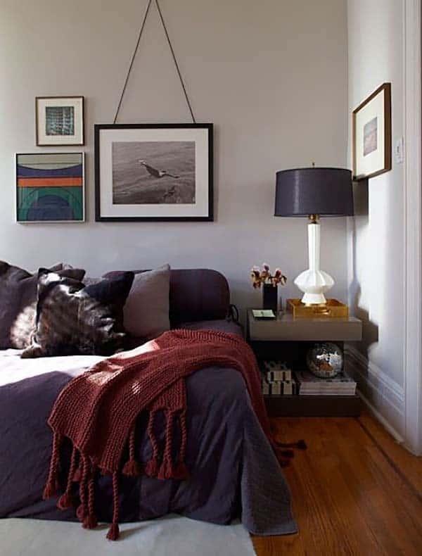 Masculine Bedroom Design Ideas-27-1 Kindesign