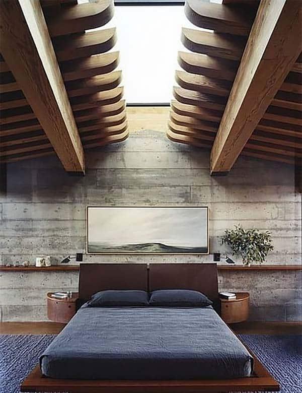 Masculine Bedroom Design Ideas-28-1 Kindesign
