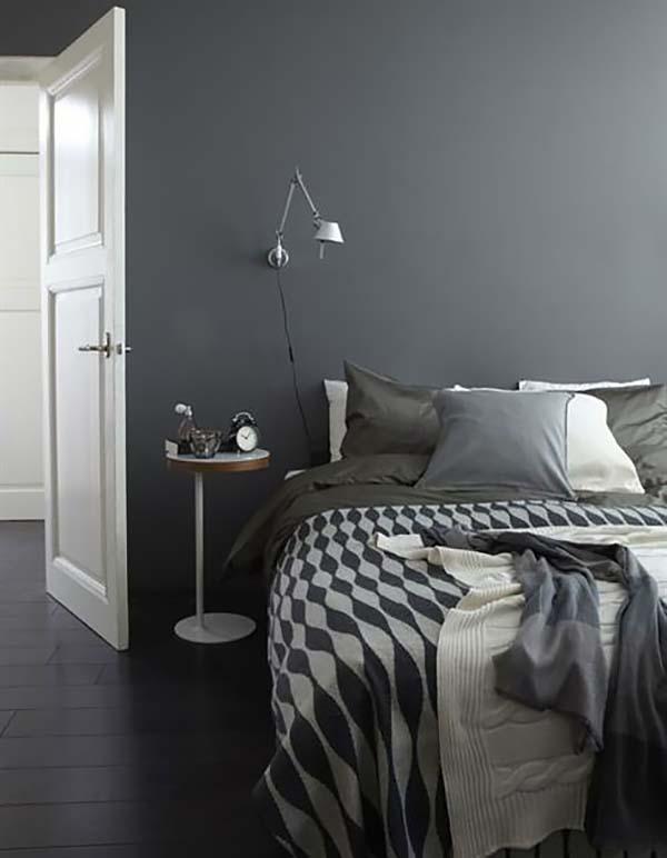 Masculine Bedroom Design Ideas-44-1 Kindesign