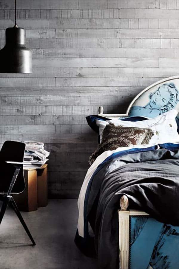 Masculine Bedroom Design Ideas-51-1 Kindesign