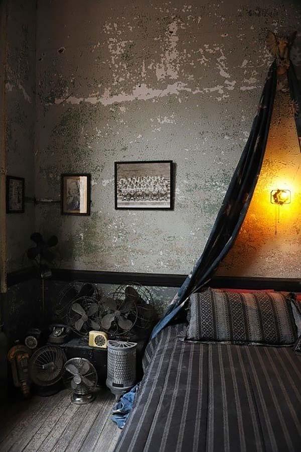 Masculine Bedroom Design Ideas-52-1 Kindesign