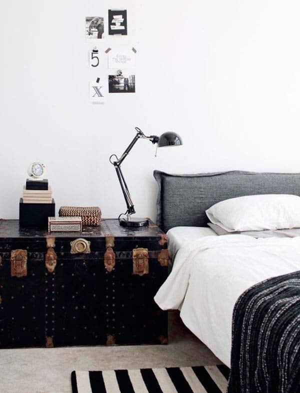 Masculine Bedroom Design Ideas-53-1 Kindesign