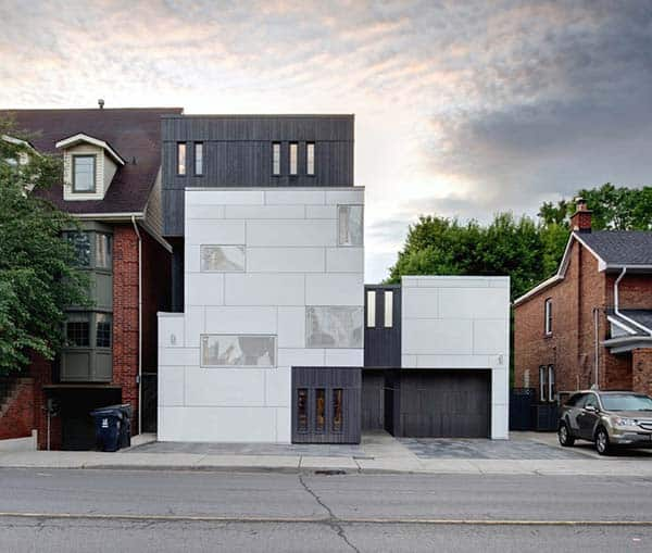 featured posts image for Fascinating home conversion built for entertainment in Toronto
