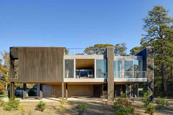 Northwest Harbor House-Bates Masi Architects-02-1 Kindesign