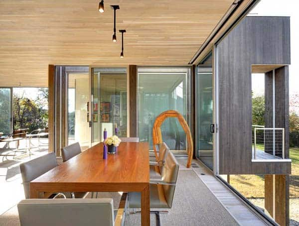 Northwest Harbor House-Bates Masi Architects-04-1 Kindesign