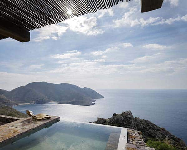 featured posts image for Breathtaking 19th-century stone tower in Greece: Tainaron Blue Retreat