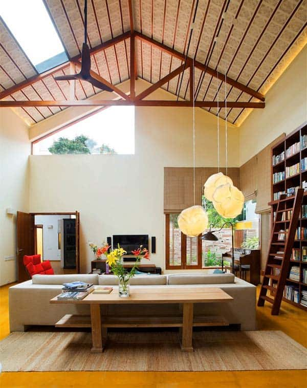 The Library House-Khosla Associates-11-1 Kindesign