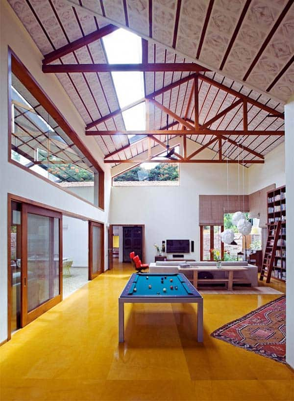 The Library House-Khosla Associates-12-1 Kindesign