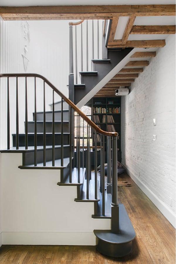 Warren Mews Townhouse-Ensemble Architecture-02-1 Kindesign