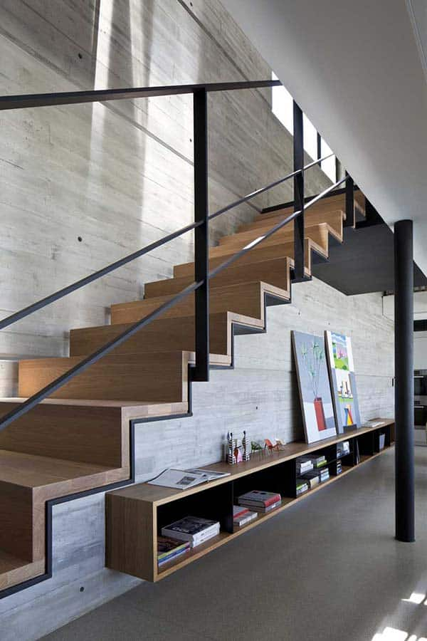 Y Duplex Penthouse-Pitsou Kedem Architects-11-1 Kindesign