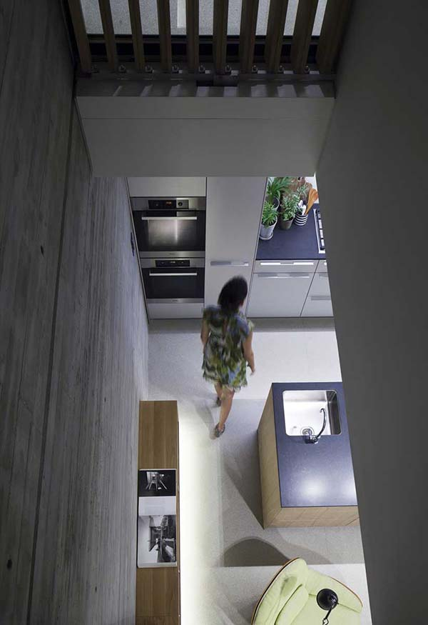 Y Duplex Penthouse-Pitsou Kedem Architects-14-1 Kindesign