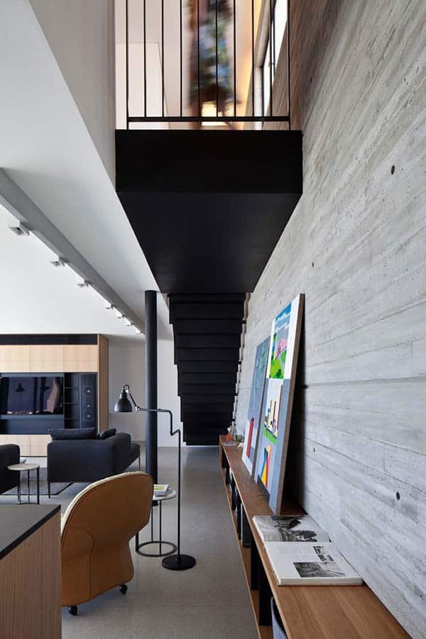 Y Duplex Penthouse-Pitsou Kedem Architects-21-1 Kindesign