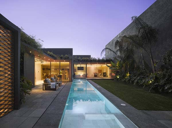 featured posts image for Modern restoration and renovation in Mexico City by Ezequiel Farca