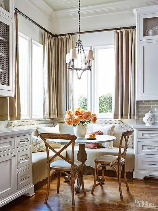 Breakfast Nook Design Ideas-12-1 Kindesign