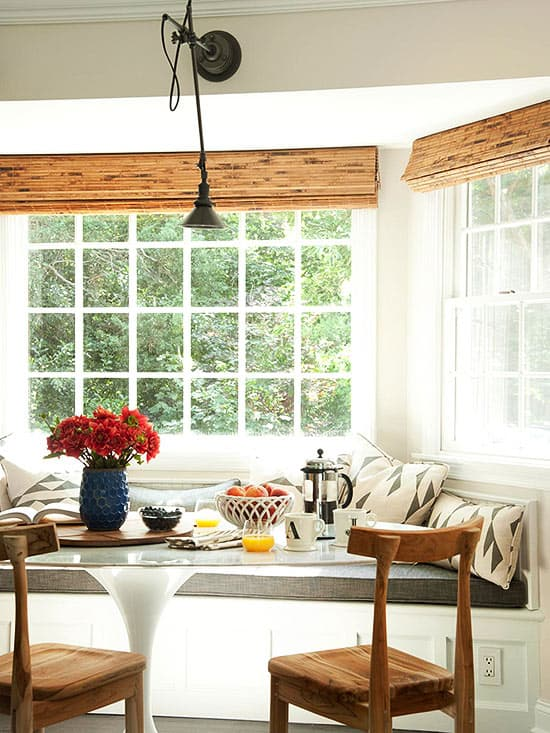 Breakfast Nook Design Ideas-23-1 Kindesign