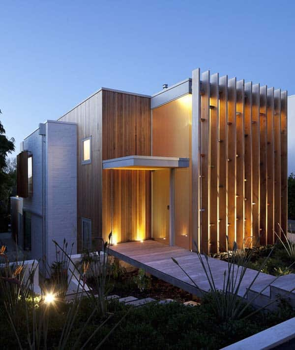 featured posts image for New Zealand pad exhibits striking geometry: Brown Vujcich House