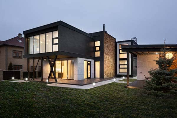 featured posts image for Modern Ukrainian home where simplicity, coziness and harmony prevail