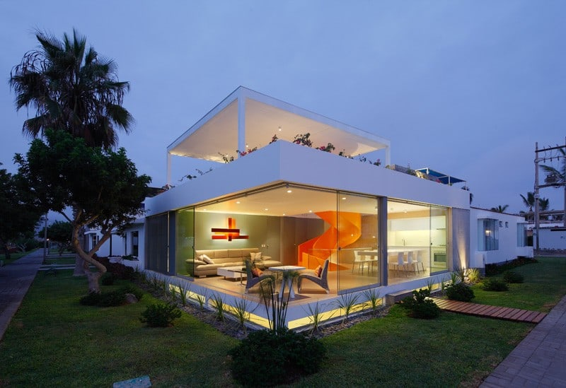 featured posts image for High level of transparency defining Casa Blanca in Peru