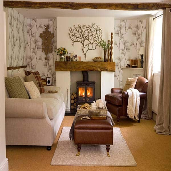 Cozy Living Rooms 38 small yet super cozy living room designs