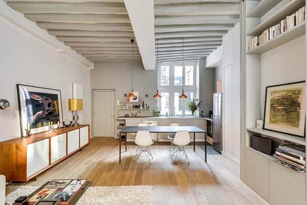 Garconniere Marais Apartment-Tatiana Nicol-01-1 Kindesign