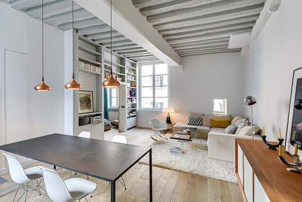 Garconniere Marais Apartment-Tatiana Nicol-07-1 Kindesign