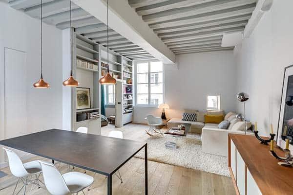 Garconniere Marais Apartment-Tatiana Nicol-07-1 Kindesign