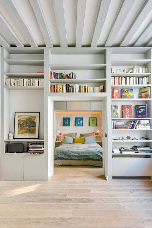 Garconniere Marais Apartment-Tatiana Nicol-11-1 Kindesign