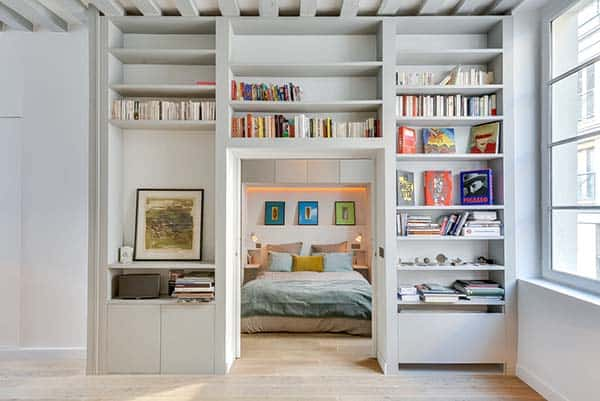 Garconniere Marais Apartment-Tatiana Nicol-12-1 Kindesign
