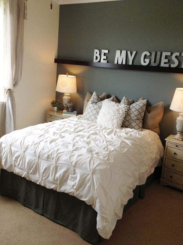 featured posts image for Special touches and design for welcoming guest bedrooms