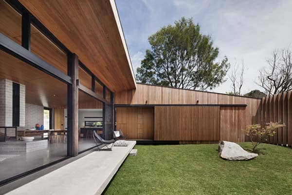 featured posts image for Delightful features in sustainably designed Hover house in Australia