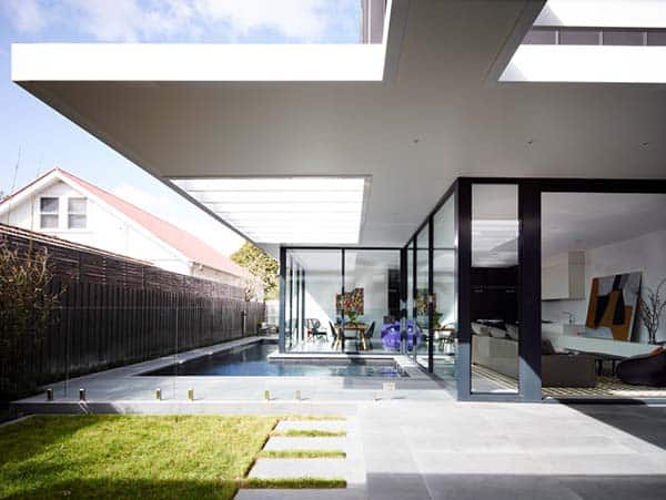 featured posts image for Spacious home renovation in Australia by Canny Architecture