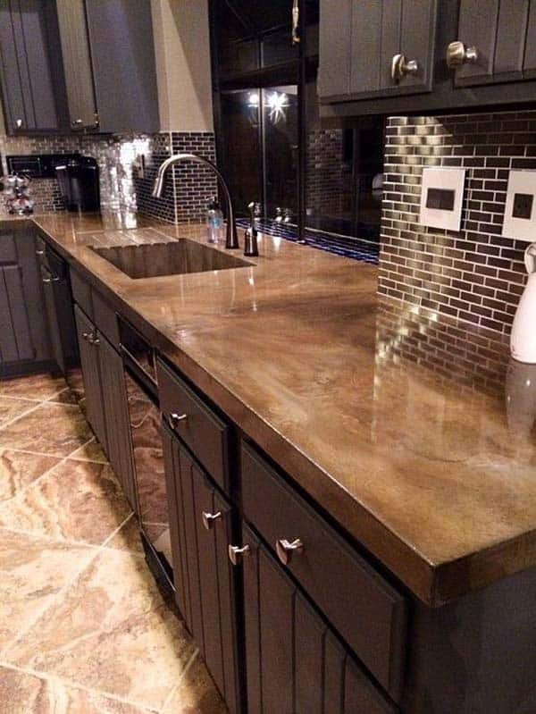 Kitchen Concrete Countertops-10-1 Kindesign