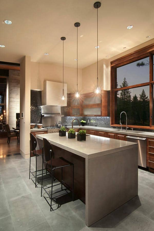 Kitchen Concrete Countertops-35-1 Kindesign
