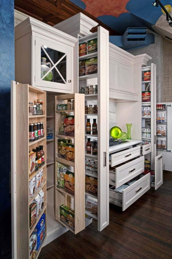 featured posts image for Innovative space-saving solutions for your kitchen