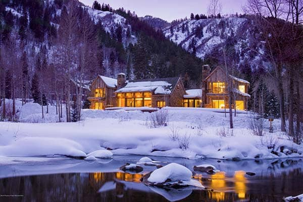 featured posts image for Extraordinary modern-rustic home in Aspen by Zone 4 Architects