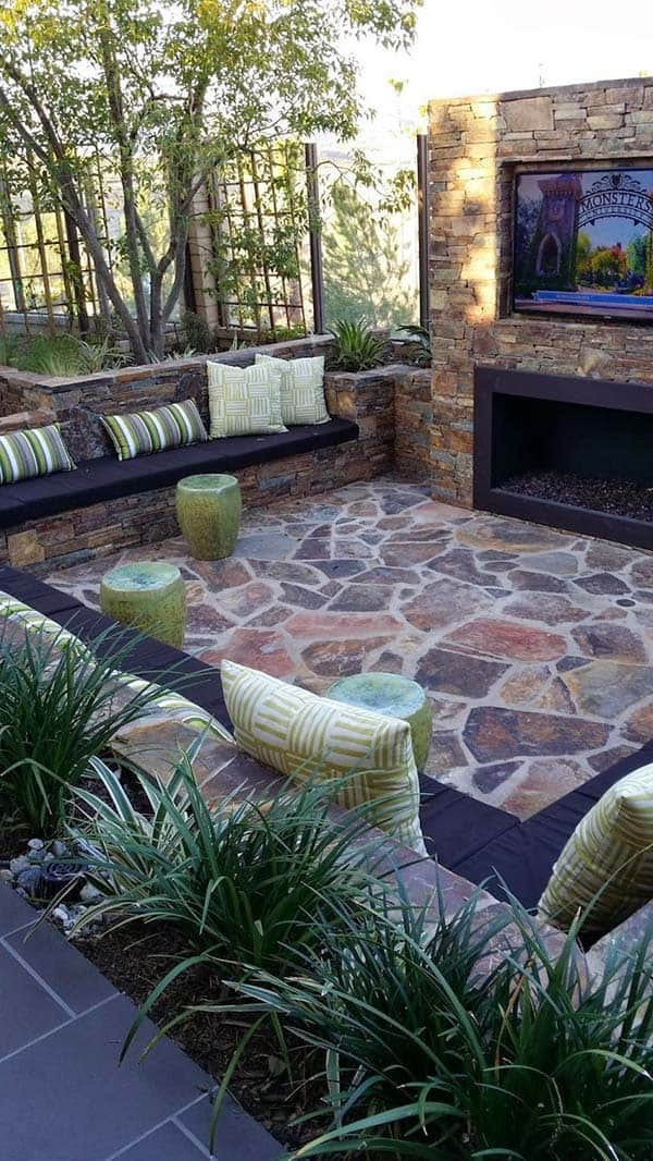 Relaxing Outdoor Living Spaces-43-1 Kindesign