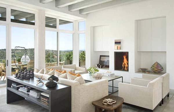 Santa Fe Residence-Wilson Associates-02-1 Kindesign